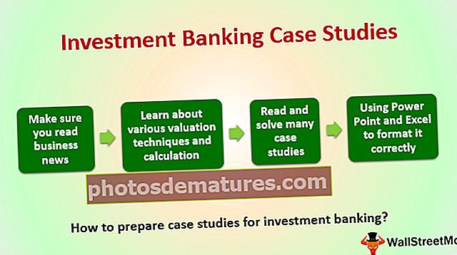 Студије случаја инвестиционог банкарства