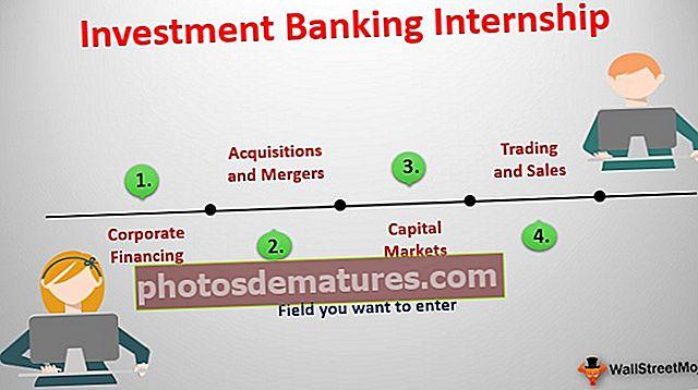 Стажирање у инвестиционом банкарству