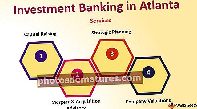 Banca d'inversions a Atlanta