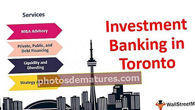 Banca d'inversions a Toronto