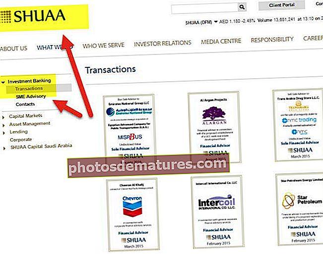 Banca d'inversions a Dubai | Llista de bancs principals | Salari | Treballs