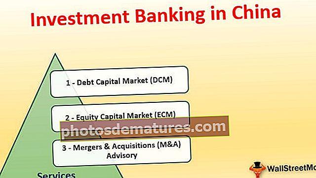 Banca d'inversió a la Xina | Llista de bancs principals | Salari | Treballs