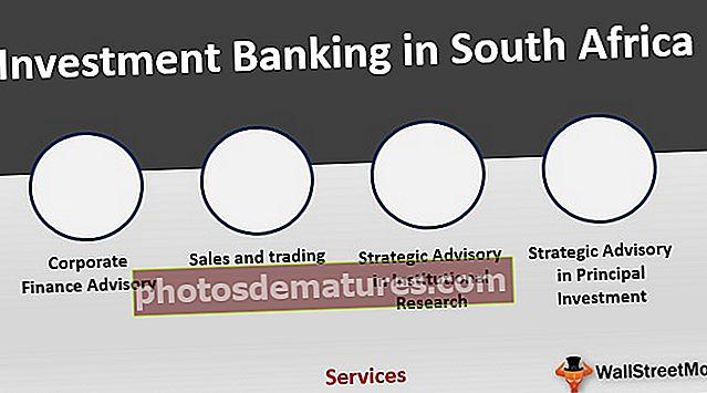 Banca d'inversions a Sud-àfrica