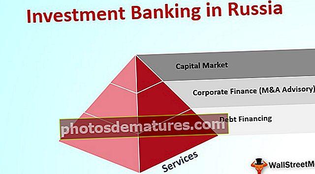 Banca d'inversions a Rússia