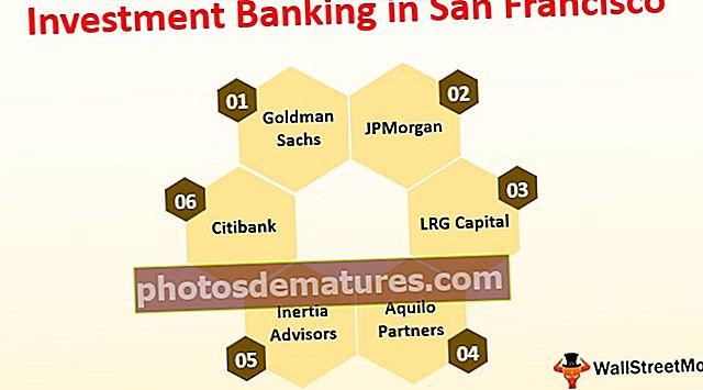Banca d'inversions a San Francisco