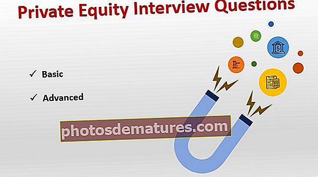 Top 20 de preguntes i respostes d'entrevistes de capital privat