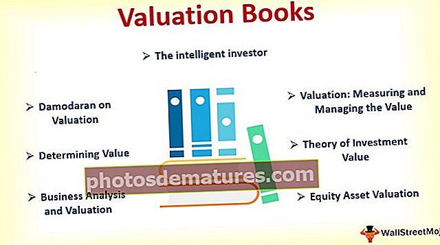 7 millors llibres de valoració