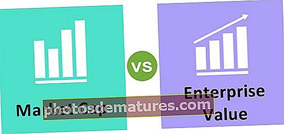 Capitalització de mercat vs valor empresarial | Igual o diferent?