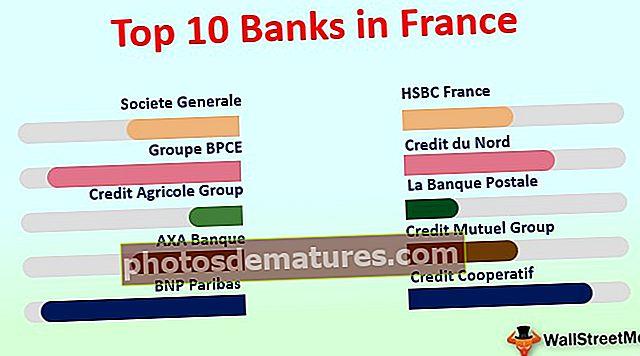 Bancs a França