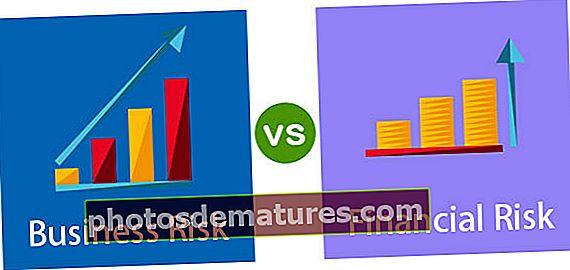 Risc empresarial vs risc financer