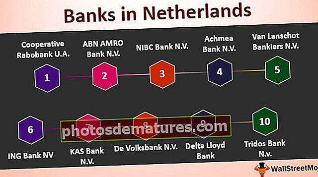 Top 10 dels bancs dels Països Baixos