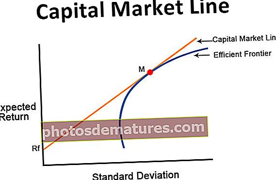 Línia del mercat de capitals