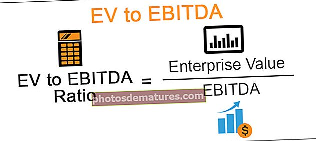 EV a EBITDA