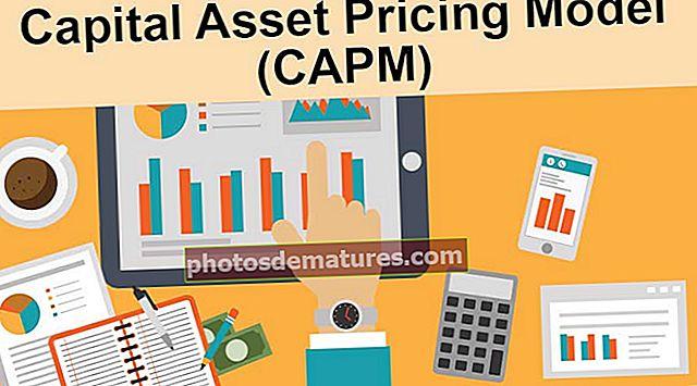 Model de preu de l'actiu de capital (CAPM)