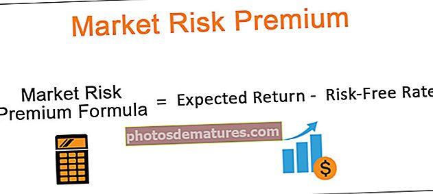 Prima de risc de mercat