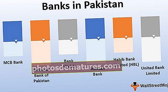 Bancs al Pakistan