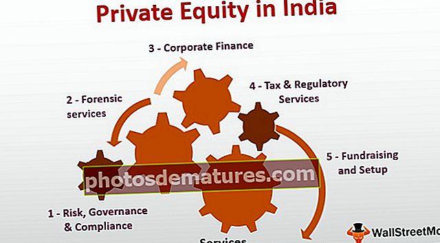 Capital privat a l 'Índia Principals empreses de renda variable | Sou