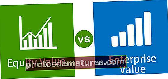 Valor patrimonial vs valor empresarial