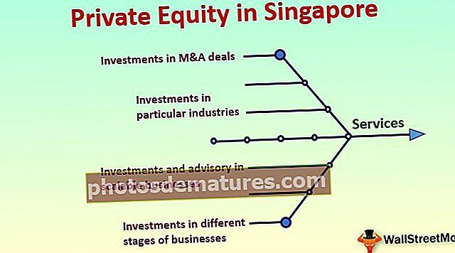 Private Equity a Singapur | Llista de les principals empreses | Salari | Treballs