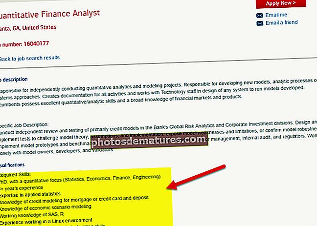 Com convertir-se en un analista financer quantitatiu